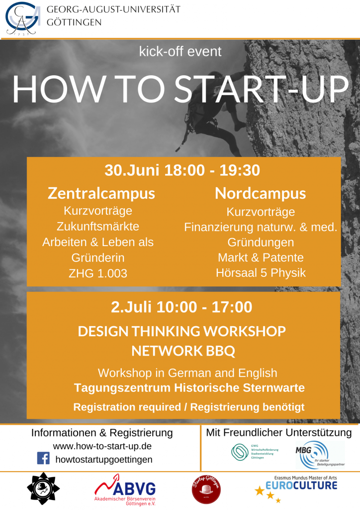 How to Start-up_poster