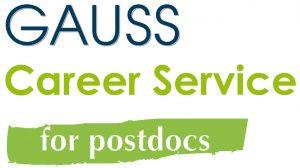 "GAUSS Career Impulse Session ""Skills in Science"