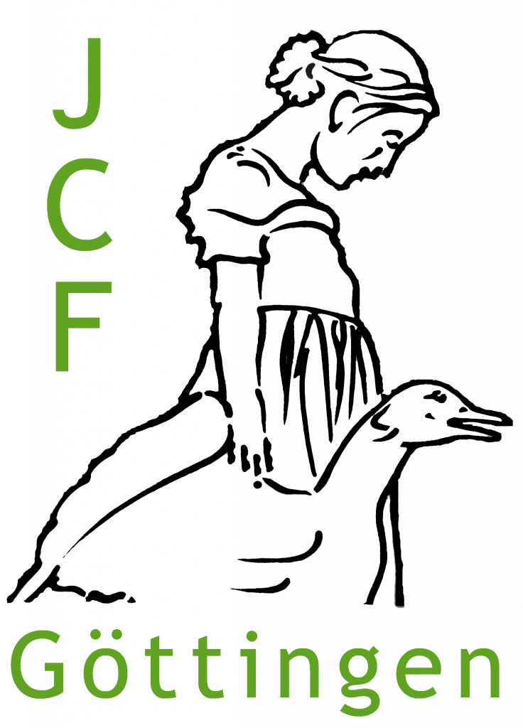 copyright: JCF_Goettingen_Logo